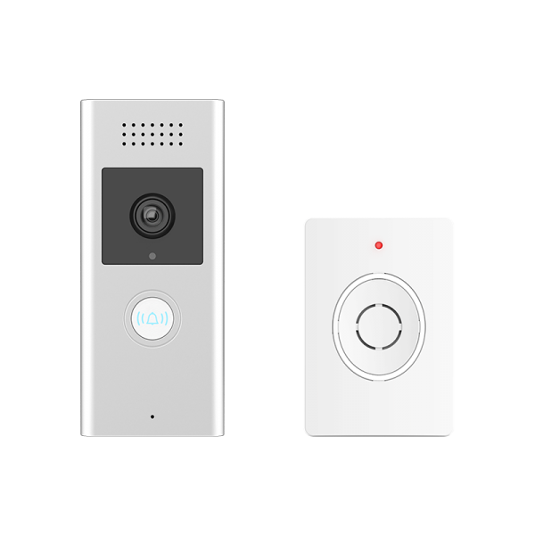 RECHARGEABLE WIFI SMART VIDEO DOOR PHONE WITH DOOR CHIME