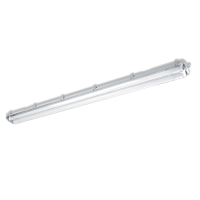 BELLA LÁMPATEST LED FÉNYCSŐVEL (600mm) 2x9W 4000K-4300K IP65