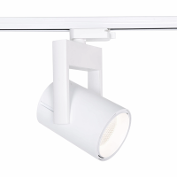 FTL25 COB TRACK LIGHT 25W 6000K 38° WHITE