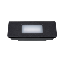 NINA LED WALL FIXTURE 4W 4000K IP55 BLACK