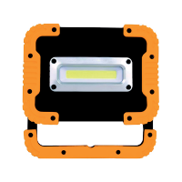 PORTABLE FLOODLIGHT WITH BATTERY 4XAA10W
