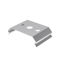 DP71 FIXING BRACKET FOR ALUMINUM LED PROFILES DP66 AND DP70